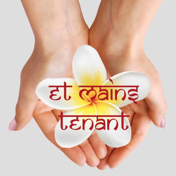 Logo Et Mains Tenant - massage Ayurvédiques